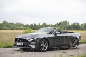 2018 Ford Mustang GT | fot. W. Smogór