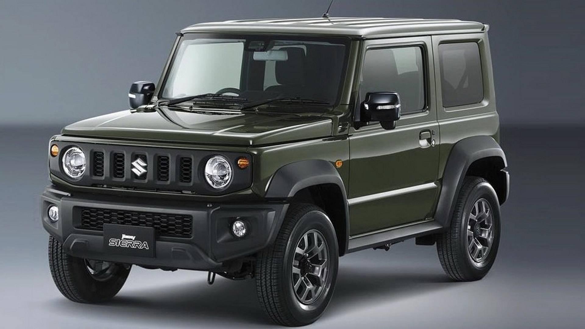 Suzuki >> Nowe, urocze Suzuki Jimny | Project Automotive