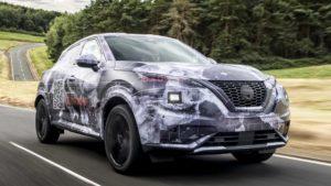 Nowy Nissan Juke przed premierą