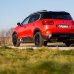 Citroën C5 Aircross BlueHDI 180 KM Shine – test