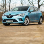 Renault Clio TCe 100 Intens – test