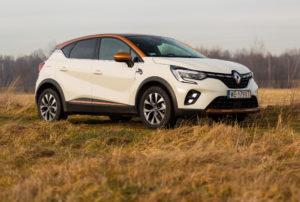 Renault Captur TCe 100 Intens – test