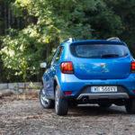 Dacia Sandero Stepway Laureate TCe 90 S&S – gdy głównym aktorem jest cena