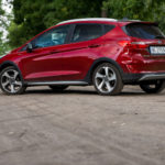 Ford Fiesta Active 1.5 TDCi 120 KM – test