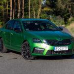 Škoda Octavia RS 245 Challenge – test