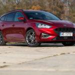 Ford Focus Kombi 1.5 EcoBoost 182 KM ST-Line – test