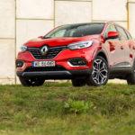 Renault Kadjar Blue dCi 150 4×4 Intens – taki sam, a jednak inny