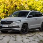 Škoda Karoq SportLine 2.0 TSI 190 KM 4×4 DSG – test