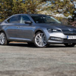 Škoda Superb 2.0 TSI 190 KM DSG Laurin&Klement – test