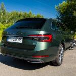 Škoda Superb Combi iV 1.4 TSI Plug-In Hybrid 218 KM L&K – test
