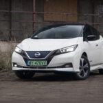 Nissan LEAF e+ 62 kWh Tekna – test