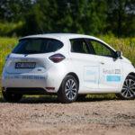 Renault ZOE R135 Z.E.50 Intens – test