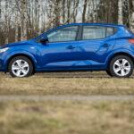 Dacia Sandero Comfort TCe 100 LPG – test