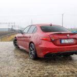 Alfa Romeo Giulia Veloce Ti 2.2 JTDM 210 KM AT Q4 – test