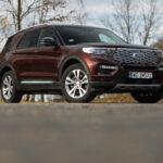Ford Explorer Platinum 3.0 V6 457 KM EcoBoost PHEV – test