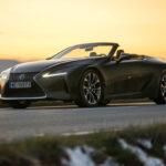 Lexus LC 500 Convertible – test